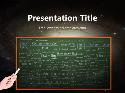 Free powerpoint templates pronofoot35fo Images
