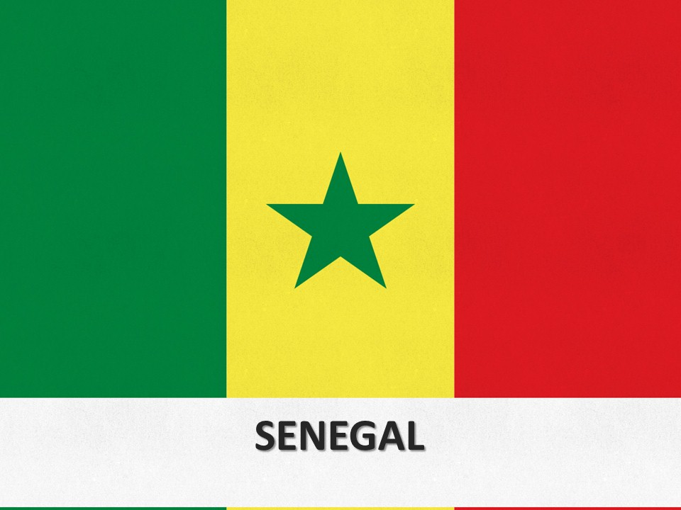 free senegal powerpoint template