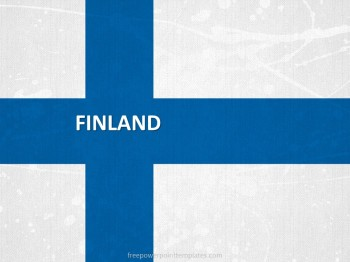 10107-finland-flag-freepowerpointtemplates-1