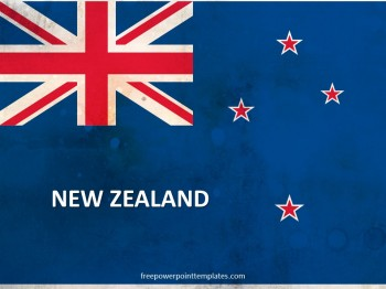 Free new zealand powerpoint template toneelgroepblik Choice Image