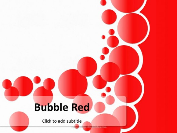 Powerpoint Templates Red