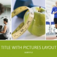 Free Fitness Routine Template for PowerPoint - 1