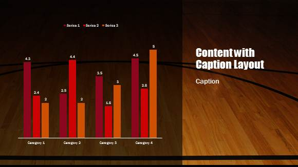 Free Basketball Template for PowerPoint Online Free PowerPoint – Basketball Powerpoint Template
