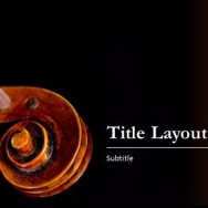 Free Music Class Template for PowerPoint 1
