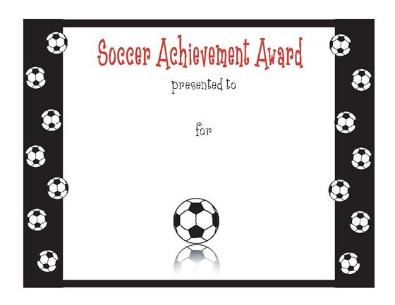 Free soccer performance achievement template free powerpoint templates free soccer performance achievement template for powerpoint toneelgroepblik Gallery