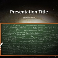 free nasa powerpoint templates, Presentation templates