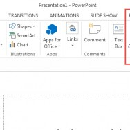 Add Headers and Footers in PowerPoint 2013 1