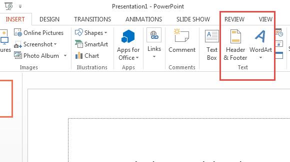 Add headers and footers in powerpoint 2013 free powerpoint templates add headers and footers in powerpoint 2013 1 toneelgroepblik Gallery