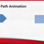 Animate -- Motion Path Animation - Lines - Featured - FreePowerPointTemplates