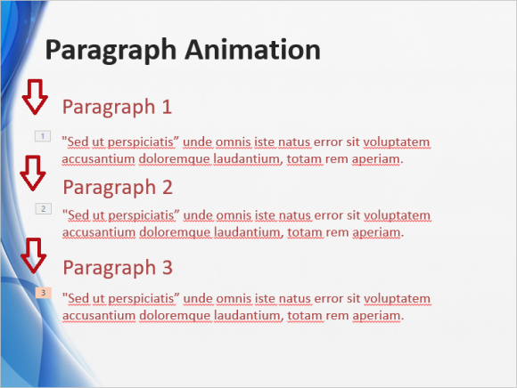 Animation - Fade - Text Box - PowerPoint 2013 - 2 - FreePowerPointTemplates