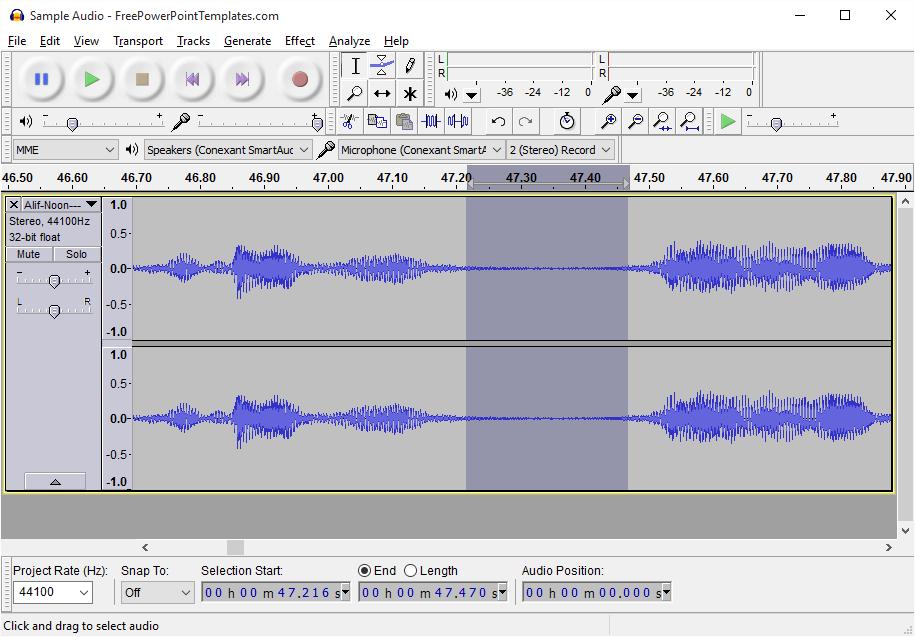 how to use headphones in audacity