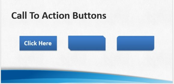 Call To Action -- Text Box - FreePowerPointTemplates