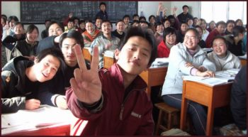 Classroom -- Featured - FreePowerPointTemplates