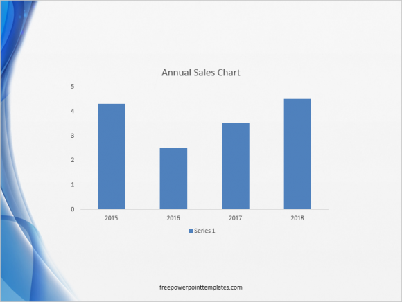 how to create a graph in powerpoint 2013
