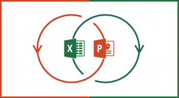 Excel - Linked Tables - PowerPoint - Featured - FreePowerPointTemplates