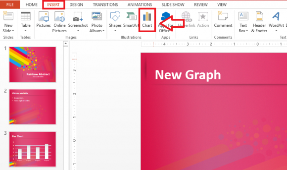 How to Make a Simple Graph in PowerPoint - Free PowerPoint Templates