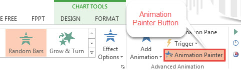 how to copy animation effects in powerpoint 2013 1