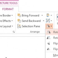 How To Rotate Objects in PowerPoint 2013 0