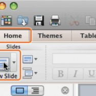 How To Insert Slides in PowerPoint 2011 for Mac