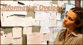 Information Overload - Featured - FreePowerPointTemplates
