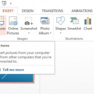 Insert Pictures and Animation in PowerPoint 2013