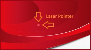 Laser Pointer -- Featured - FreePowerPointTemplates