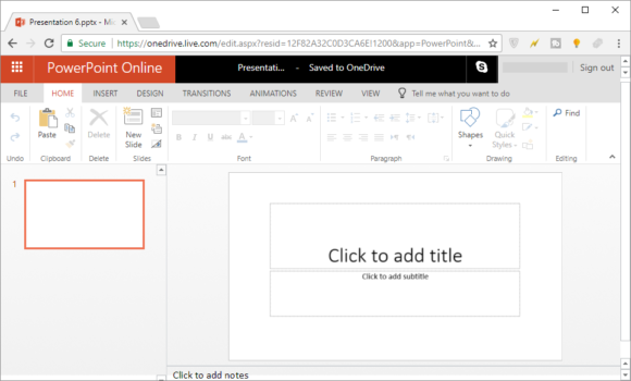 hotmail email template - how to make a powerpoint presentation in a web browser