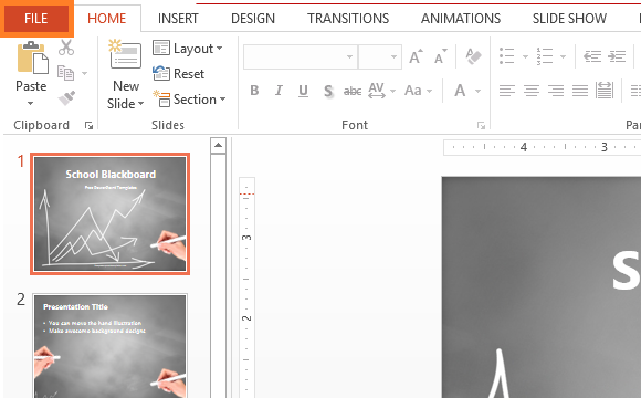 PowerPoint Files -- File - FreePowerPointTemplates