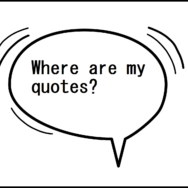 Quotes -- Where - FreePowerPointTemplates