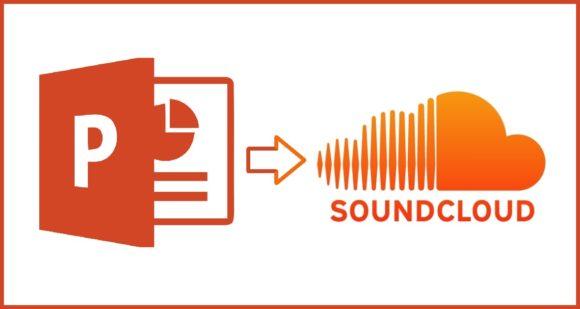 SoundCloud -- Featured - FreePowerPointTemplates