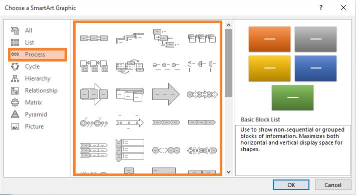 smartart powerpoint templates