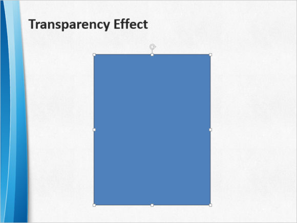 Transparency -- PowerPoint 2013 - Shape - 1 - FreePowerPointTemplates