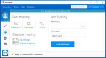 Webinar -- TeamViewer - Featured - FreePowerPointTemplates