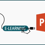 eLearning Course -- Featured - FreePowerPointTemplates