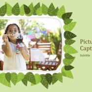 Free Family Pictures Template for PowerPoint 4