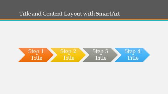 Free Modern Enterprise Template for PowerPoint  - 4