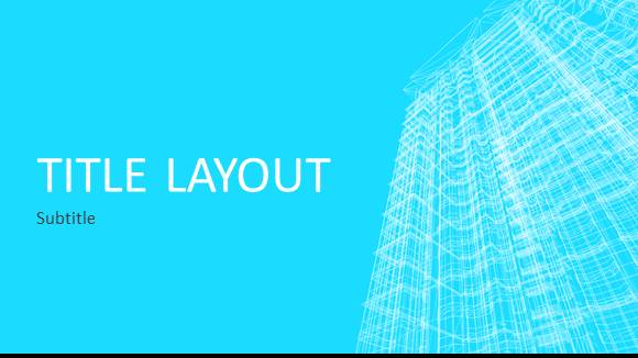 Free Architecture Template For Powerpoint Online Free Powerpoint