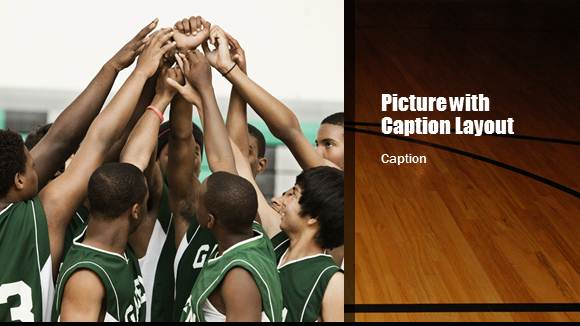 Free Basketball Template for PowerPoint Online 2