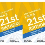 Free Birthday Invitations Template