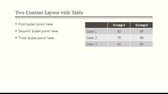 Free Book Presentation Template 4
