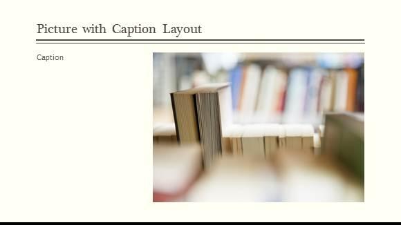 Free Book Presentation Template 2