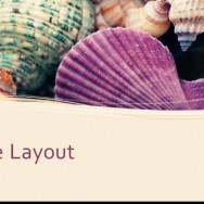 Free seashells template for PowerPoint Online-1