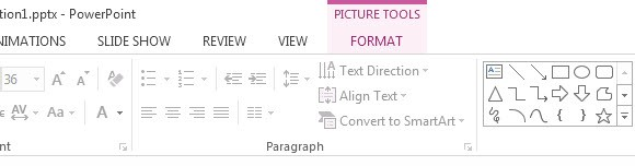 Adjust Color and Apply Artistic Effects in PowerPoint 2013 1
