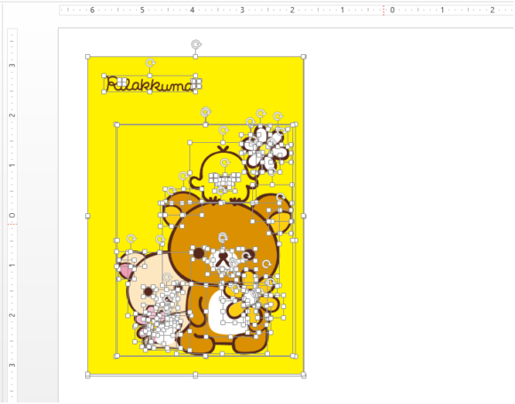 Adobe Illustrator -- Finished Example - FreePowerPointTemplates