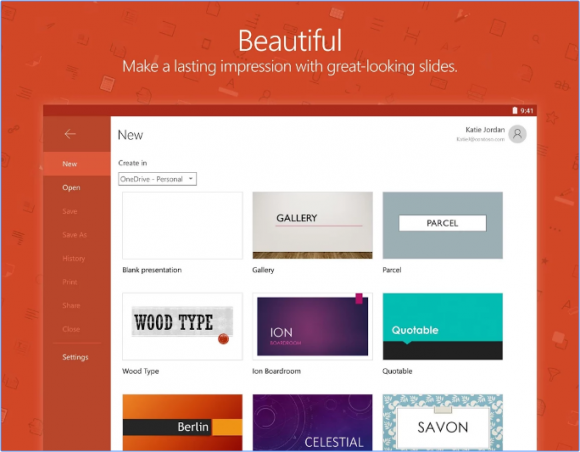 3 Presentation Apps For Android Free Powerpoint Templates