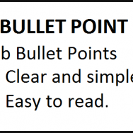 Bullet Point - 2 - Featured - FreePowerPointTemplates