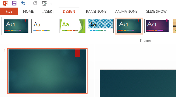 Change image background powerpoint
