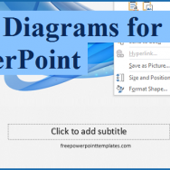 Diagrams - Featured -3- FreePowerPointTemplates