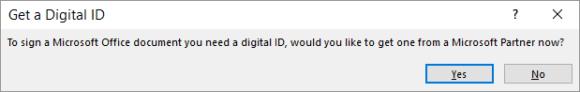 Digital Signature -- FILE - Protect Presentation - Add a Digital Signature - 2 - FreePowerPointTemplates