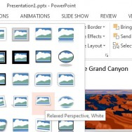 Formatting Pictures in PowerPoint 2013 2